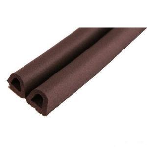 Уплотнитель Sanok D (9х7,5) коричневый