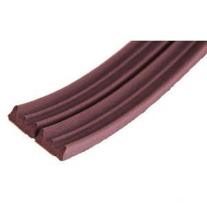 Уплотнитель Sanok E (9х4) коричневый