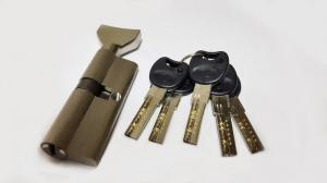 Секрет Империал CK 80mm 35/45 SN  (пов/кл никель)
