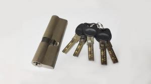 Секрет Империал C 90mm 45/45 SN  (кл/кл никель)