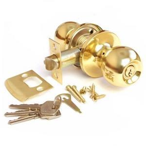 Защелка Апекс 6072-01G (ключ)