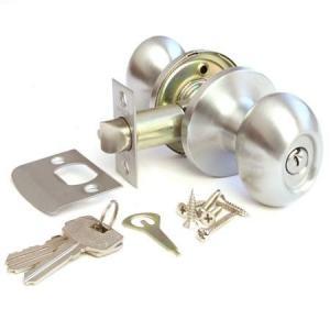 Защелка Апекс 6093-01S (ключ)