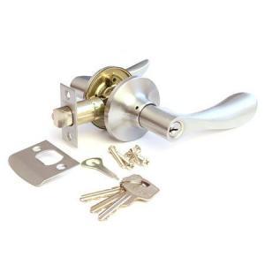Защелка Апекс 891-01 S (ключ)