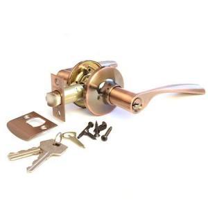 Защелка Апекс 8023-01 AС (ключ)