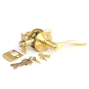Защелка Апекс 8023-01 GM (ключ)