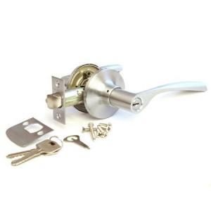 Защелка Апекс 8023-01 S (ключ)
