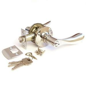 Защелка Апекс 891-01 Cr (ключ)