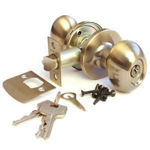 Защелка Апекс 6093-01 AN (ключ)