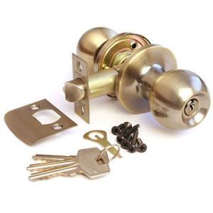 Защелка Апекс 6072-01 АN (ключ)