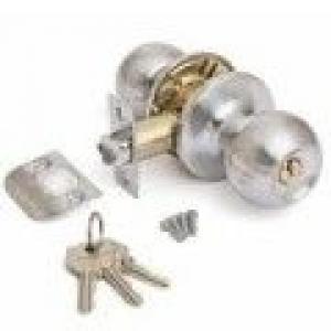 Защелка Апекс 6072-01S (ключ)